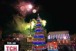 Новорічна ніч у Києві пройде у стилі Євро-2012