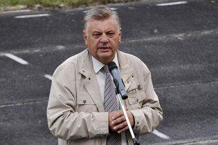 Милиция утверждает, что губернатора не было за рулем смертельного внедорожника