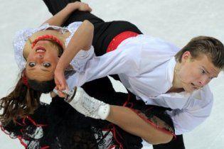 Російський фігурист зламав ніс партнерці