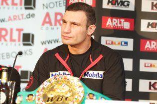 Віталій Кличко може провести наступний бій в Москві