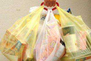 Украинцам скоро запретят использование полиэтиленовых пакетов
