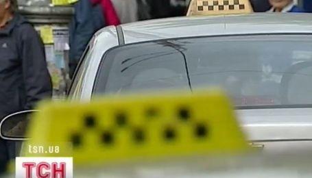 Украинский таксистов поставят на счетчик