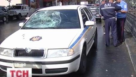 Расследование резонансного ДТП, в котором милиционер на служебном авто сбил женщину