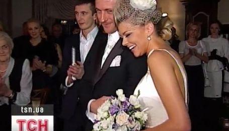 Олег Блохин выдал замуж свою старшую дочь Ирину