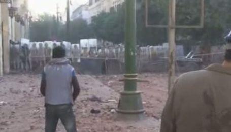 В Египте продолжаются акции протеста
