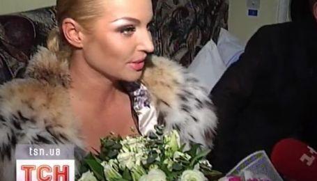 Анастасия Волочкова боится летать