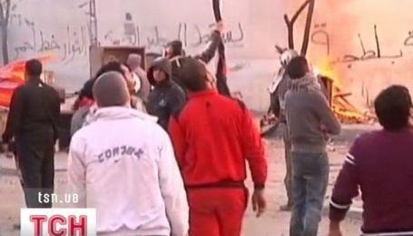Второй день кровавых столкновений в Египте