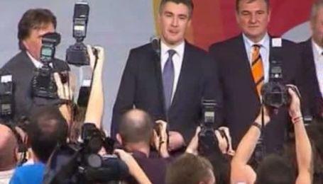 """На виборах в Хорватії перемогла коаліція """"Кукуріку"""""""