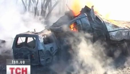 Два человека погибли в результате ДТП на Днепропетровщине