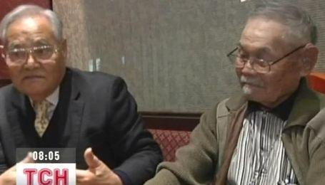 В Японии двое родных братьев встретились через 60 лет