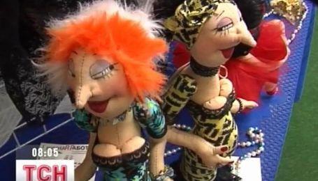 В Запорожье отказались от фабричных кукол