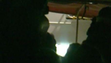 Капитан Costa Concordia отказывался возвращаться на судно, поскольку было темно