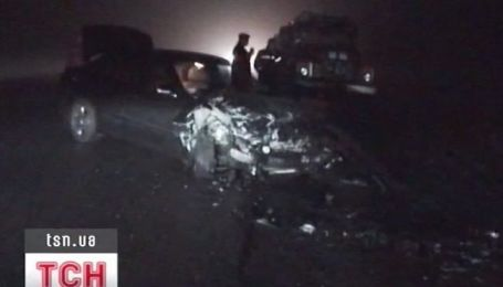 """Две ужасные аварии на автодороге """"Полтава-Александрия"""""""