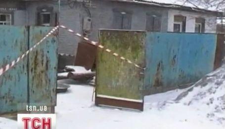 В городе Знаменка Кировоградской области двое мужчин подорвались на авиабомбе