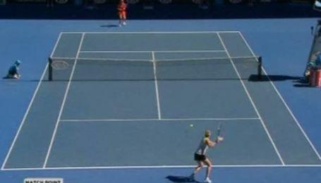 Найкраща тенісистка світу вилетіла з Australian Open