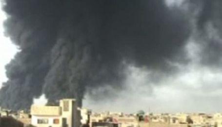 У Сирії підірвано нафтопровід