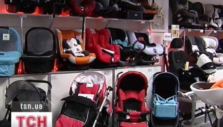 Детское кресло - гарантия безопасности