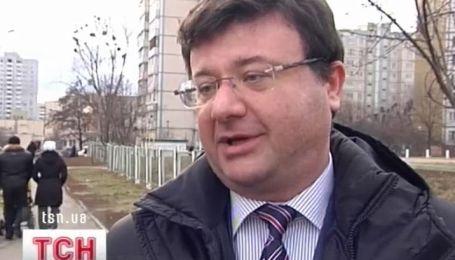 К депутату Павловскому вместо Деда Мороза пришли милиционеры