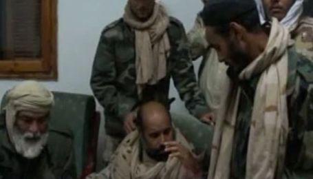 Лівія пообіцяла провести над сином Каддафі справедливий суд