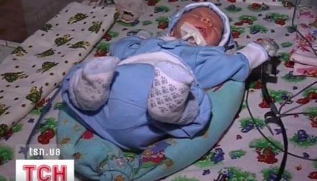 В Полтаве недоношенных младенцев лечат музыкой