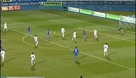 Арсенал - Ворскла - 2:0. Обзор матчу