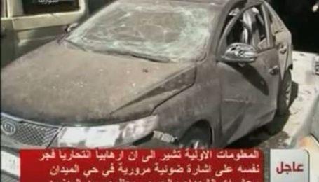 У столиці Сирії смертник підірвав себе, загинули десятки людей