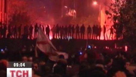 В Каире снова столкновения