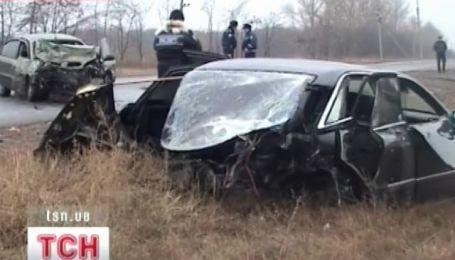 Жахлива аварія на Харківщині