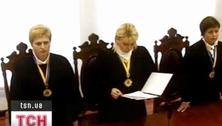 Юлию Тимошенко оставили на семь лет за решеткой