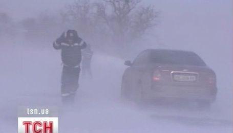 Очередная волна непогоды захлестнула Крым и Приазовье