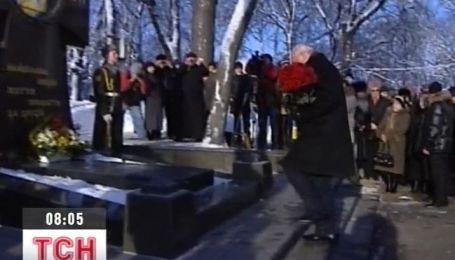 В Украине почтили память героев боя под Крутами