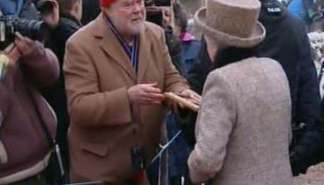 Елизавета II отмечает 60-летие вступления на британский престол