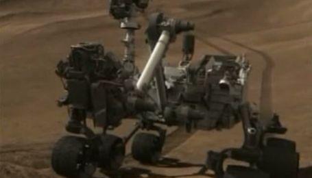 Марсохід робить нові відкриття на Червоній планеті