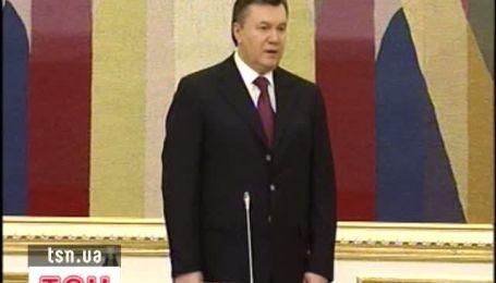 Янукович представил Клюева аппарату СНБО