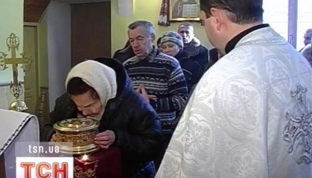 В Одессе можно в День Святого Валентина встретиться со святым