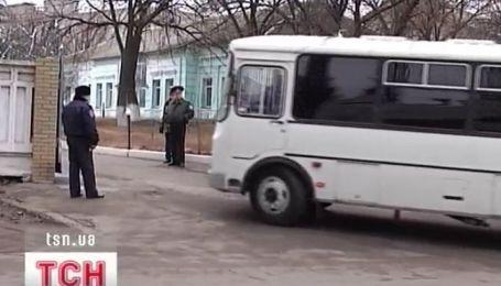 Юлия Тимошенко - уже на зоне