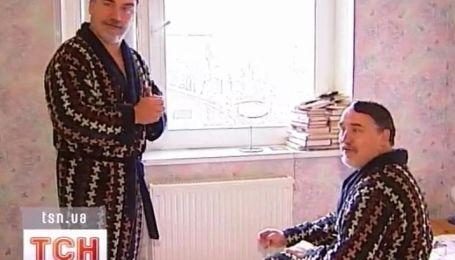 Братья Капрановы пустили журналистов в свою постель