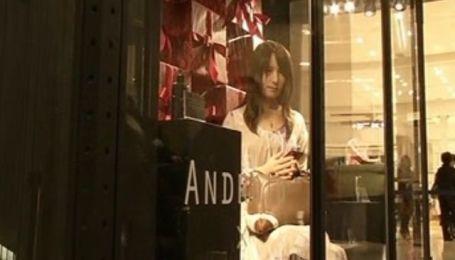 У вітринах японського магазину з'являться роботи-манекени