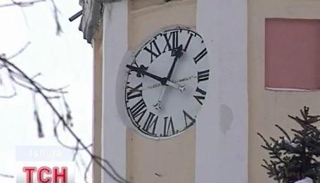 Часы - и те мерзнут