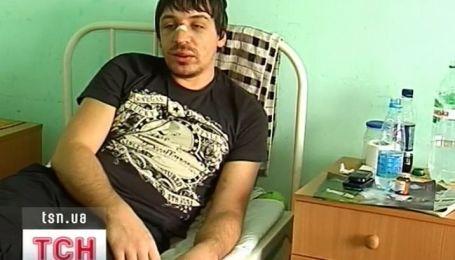 Сотрясением мозга и переломами закончился поход в один из ночных клубов Ивано-Франковска