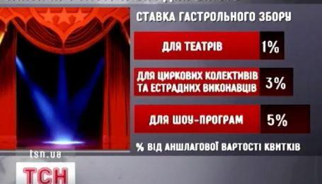 Украинские исполнители могут остаться без работы
