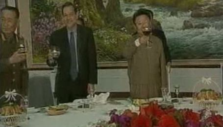 Помер лідер КНДР Кім Чен Ір
