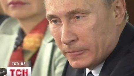 Путин обвинил Хиллари Клинтон в организации оппозиционных протестов