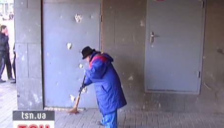 В Дніпропетровську вибухнула урна для сміття
