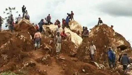 60 людей загинуло через зсув в Папуа-Новій Гвінеї