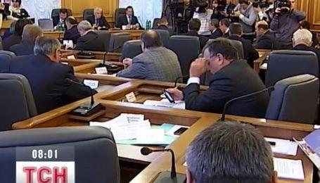 Фракции большинства в Парламенте отказались голосовать за изменения уголовного кодекса