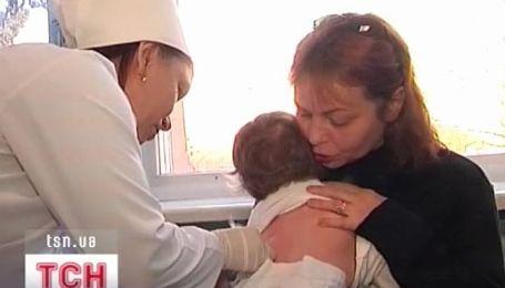 Больных корью на Прикарпатье уже 111 человек