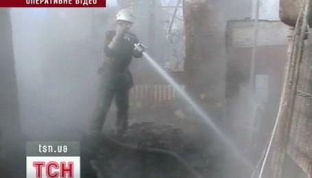 Восемь семей остались без крова после пожара на Сумщине