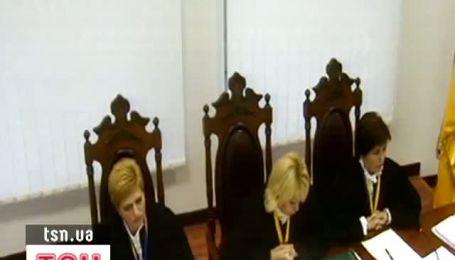 Тимошенко хочет лежать в суде