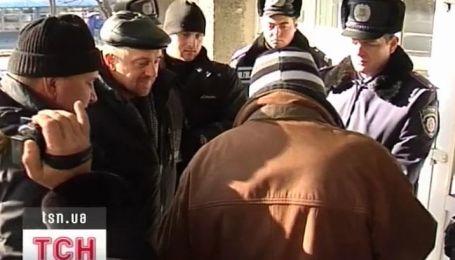 Двенадцатые сутки в Донецке голодают чернобыльцы
